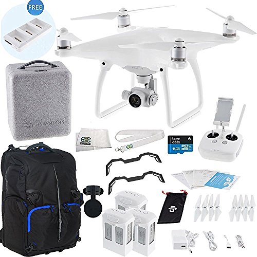 DJI-Phantom-4-Quadcopter-Ultimate-Backpack-Bundle