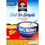 Quaker Oats Oat So Simple Original Bi...
