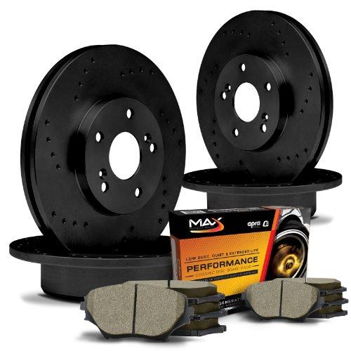 EBC Brakes USR7498 USR Series Sport Slotted Rotor