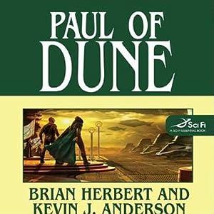 Paul of Dune | [Brian Herbert, Kevin J. Anderson]