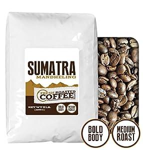 Sumatra Mandheling, Fresh Roasted Coffee LLC from Fresh Roasted Coffee LLC.