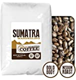 Sumatra Mandheling, Whole Bean, Fresh Roasted Coffee LLC (5 lb.)