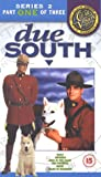 Due South: Series 2 - Part 1 Of 3 [VHS] [1995]
