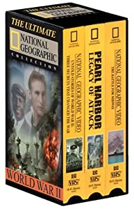 National Geographic's Ultimate WWII Collection [VHS]