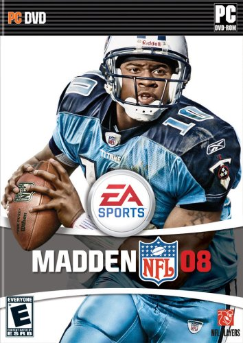 Madden NFL 08 DVD
