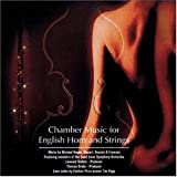 Chamber Music for English Horn and Strings