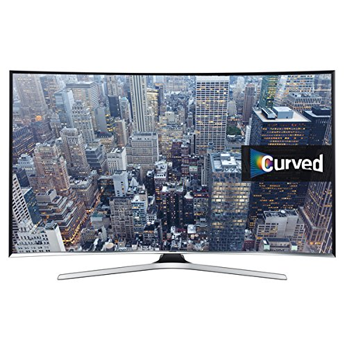 Samsung Series 6 J6300 48-Inch Widescreen Full HD Smart Curved LED Television with Freeview HD