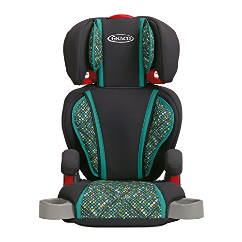 graco highback turbobooster car seat mosaic 047406118502. Black Bedroom Furniture Sets. Home Design Ideas