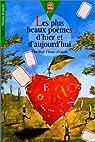 Les plus beaux po�mes d'hier et d'aujourd'hui par Charpentreau