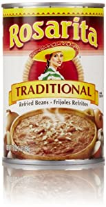 Rosarita Refried Beans, Traditional, 16 Oz