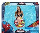 Spiderman Baby Toddler Ride-on Float Seat - Swim Raft, Ring, Pool, Beach