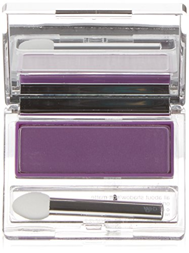 Clinique Ombretto, All About Shadow Soft Matte, 2.2 gr, Cj-Purple Pumps