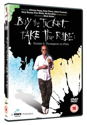 Buy the Ticket, Take the Ride Hunter S Thompson on Film [DVD]