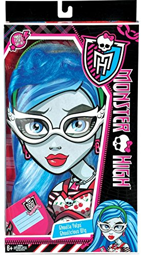 Monster High Ghoulia Yelps Ghoulicious Wig - 1