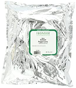 Frontier Peppercorns, Sichuan Whole, 16 Ounce Bag