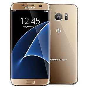 Samsung Galaxy S7 Edge G935A (AT&T) 32GB (Gold Platinum)