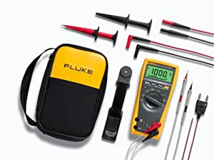 Fluke 179/EDA2 6 Piece Industrial Electronics Multimeter