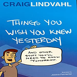 Things You Wish You Knew Yesterday Audiobook