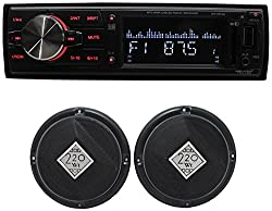 Worldtech WT-7513U Car FM/ MP3/ USB Player with SAM 6
