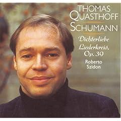 Liederkreis, Op. 39: In der Fremde, Op. 39/8: Ich h�r die B�chlein rauschen