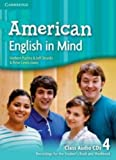 American English in Mind Level 4 Class Audio CDs (4)
