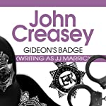 Gideon's Badge: Gideon of Scotland Yard, Book 12 (       UNABRIDGED) by John Creasey Narrated by Gordon Griffin