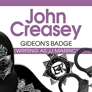 Gideon's Badge Audiobook