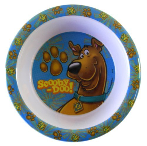 Scooby Snacking Scooby Doo Dinner Bowl - Scooby