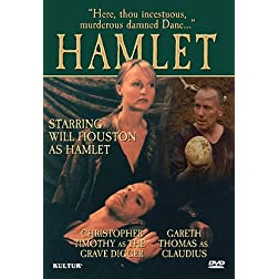Hamlet - The Film starring Will Houston