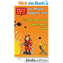 Gratis Comic Tag Magazin 2/2013 (Gratis Comic Tag Magazin 2013)