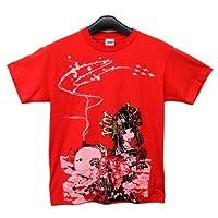 ブルーインパルスTシャツ 花魁レッド サイズ:L