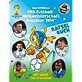 Das offizielle FIFA Fussball-Weltmeisterschaft Brasilien 2014 R�tselbuch