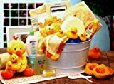 Bath Time Baby Gift Basket -Large