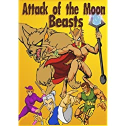 Attack of the Moon Beasts