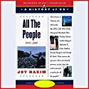 All the People: A History of US, Book 10 Audiobook by Joy Hakim Narrated by Christina Moore