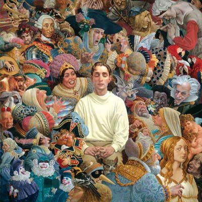 Picture of SunsOut James Christensen The Listener 1000Pc Jigsaw Puzzle (B000PCIKPU) (Jigsaw Puzzles)
