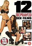 echange, troc Twelve Depraved Sex Films [Import anglais]