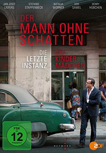 Das Kindermädchen / Die letzte Instanz / Der Mann ohne Schatten [2 DVDs]