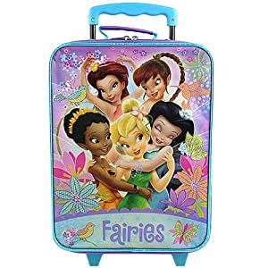 Disney Fairies Tinker Bell Rolling Case by Tinker Bell