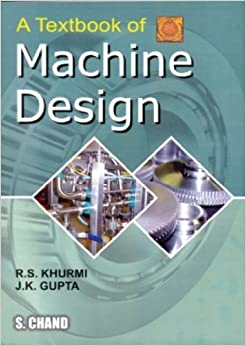 machine design books