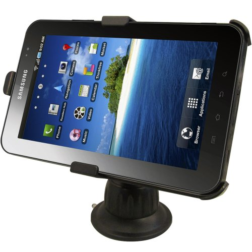 Satechi CR-3605 Car Holder Mount for Samsung Galaxy Tab on Windshield and Dashboard