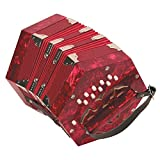 Trinity College AP-20 Concertina Rouge