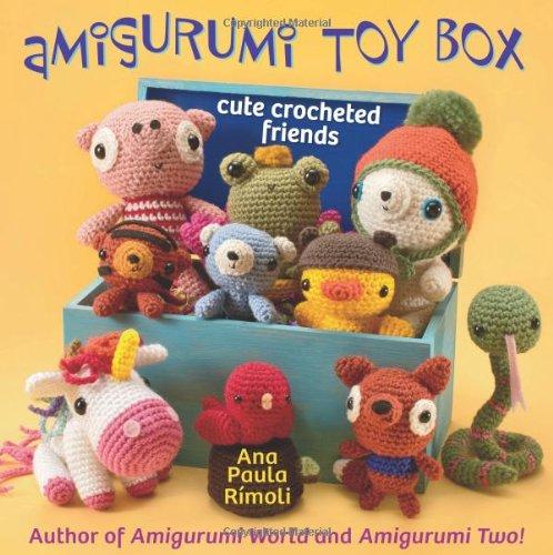 Miracle hands: Free japanese craft book: Amigurumi Komono 2761 | 500x498