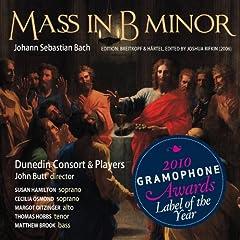 Mass in B Minor Breitkopf & Hartel Edition