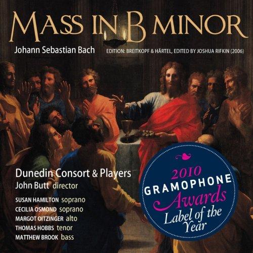 J.S. Bach Mass in B Minor