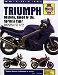 Triumph Daytona, Speed Triple, Sprint...