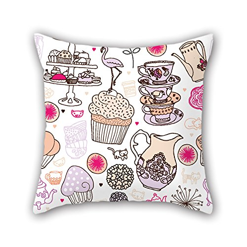 NICEPLW Throw Cushion Covers Of Christmas 16 X 16 Inches / 40 By 40 Cm,best Fit For Outdoor,father,divan,birthday,husband,wedding Twin Sides (Hat Rim Bender compare prices)