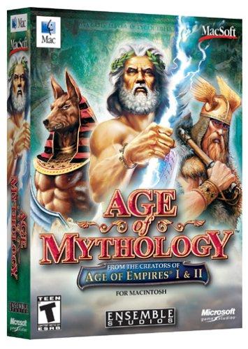 Age of MythologyB0000AKA90