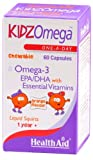 HealthAid Kidz Omega - 60 Capsules