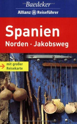 Baedeker Allianz Reiseführer Spanien Norden,